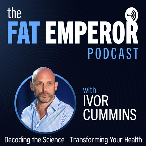 Ep35 Beating Food Addiction - With Expert Robert Cywes MD PhD The