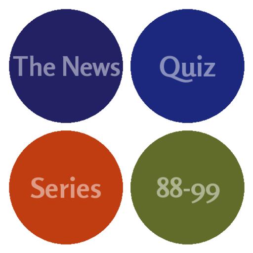 The News Quiz Series 88-99: 160212 The News Quiz Series 88-99 podcast