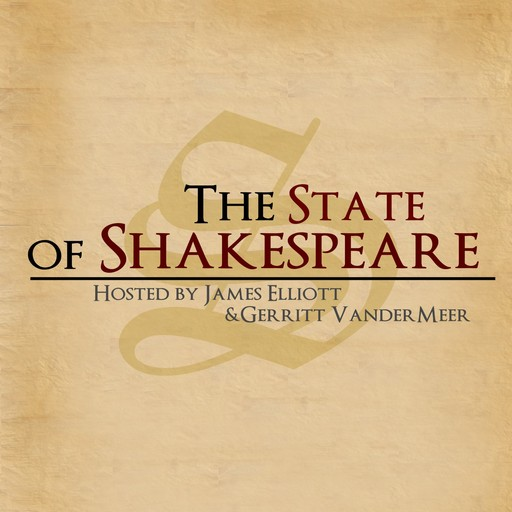 Deaon Griffin-Pressley The State Of Shakespeare podcast
