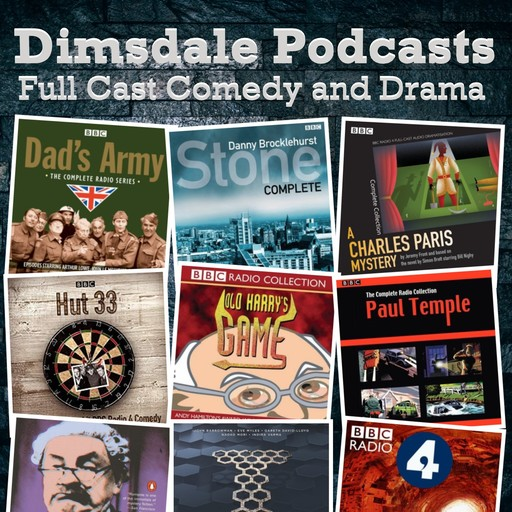 Dimsdale: Twilight Zone - V11E09 - You Drive Dimsdale Full Cast