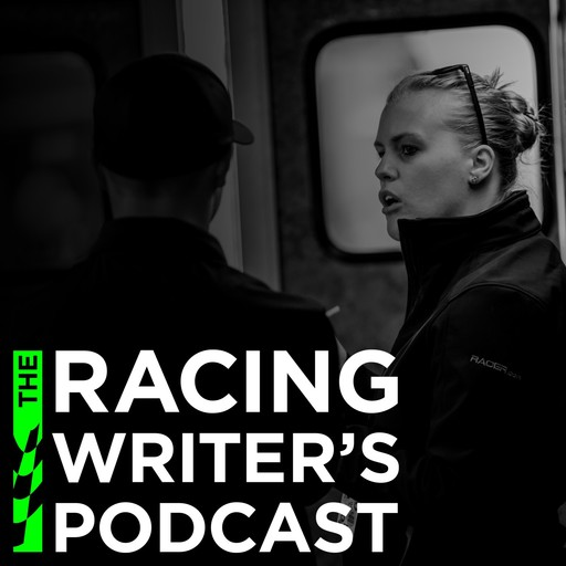 Ep  84: Austin Cindric (RWP) The Racing Writer's podcast