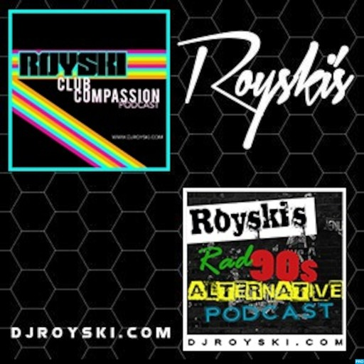 Club Compassion Podcast #221 (Tech House Set) - Royski