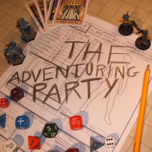 RPGs, August 2019: Running Away The Adventuring Party podcast
