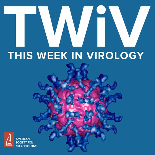 TWiV 559: Nectin Connection What's Your Infection? This Week In