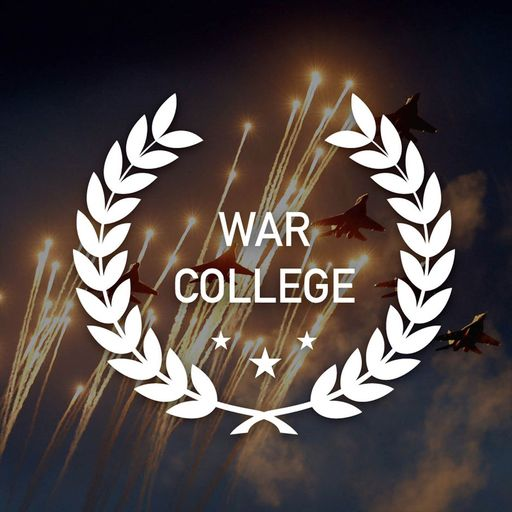 Nuclear Sponges And The New Nuclear Arms Race War College podcast