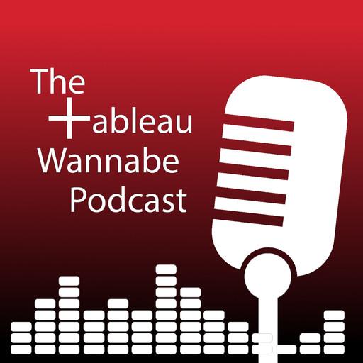 EP194 - Iron Viz With Sarah Bartlett The Tableau Wannabe podcast