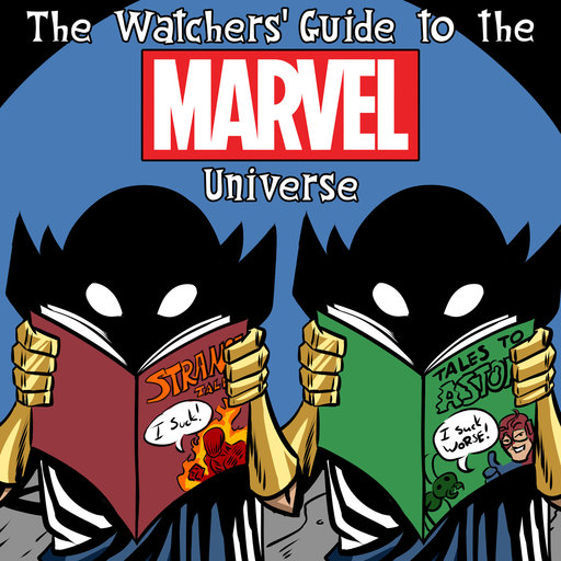 Episode 117 - JR Defends Facism The Watchers' Guide To The