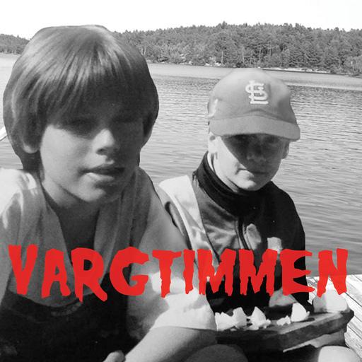Hajen Vargtimmen podcast